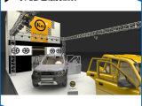 专业供应 展厅工业创意设计服务 上海车展效果图设计