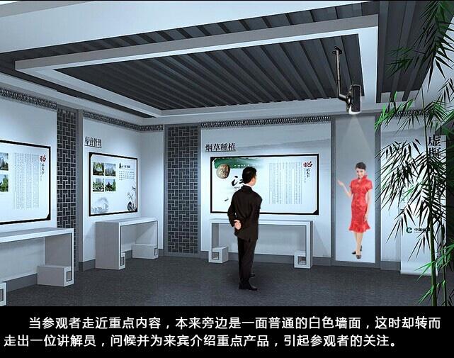 青岛虚拟主持人在互动展示中应用优势