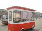 移动展示架 小吃车房车四轮 多功能移动餐车 早餐车房车9800元