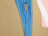 vivi杂志日单品质非常修身显瘦翘臀高弹力天蓝色春装新款女牛仔裤