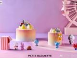 加盟巴黎貝甜,品牌優勢很明顯