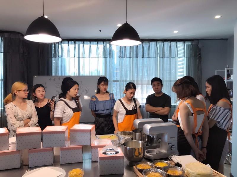重庆西点烘焙,蛋糕烘焙,面包烘焙培训加盟