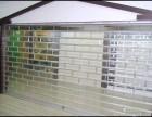 学院路安装水晶卷帘门安装电动卷帘门公司