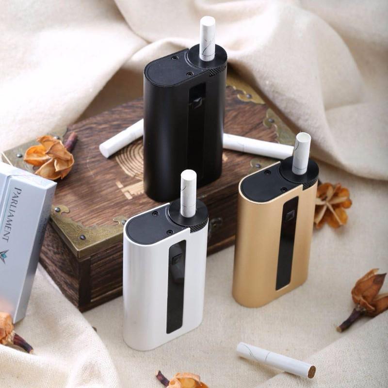 跨境货源新品IQS烤烟电子烟Modtank3.0加热不燃烧