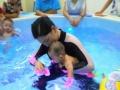 山东东营组装式婴幼儿游泳池排行方便拆卸移动