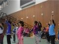 北京海淀首体青少年儿童羽毛球培训