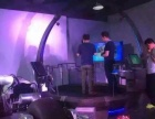 VR体感游戏 VR雪山吊桥 VR射击CS