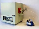 鑫宇科技管式燒結氣氛真空鍍膜高溫表面氧化處理