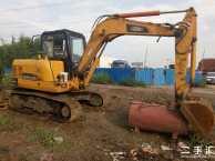 雷沃重工FR65V8二手挖掘机