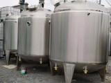 转让二手不锈钢搅拌罐 洗衣液加热混合罐 定做
