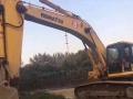 转让 挖掘机小松工程竣工转让