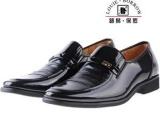 法国路易保罗皮鞋正品 男士皮鞋 真皮牛皮