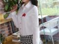 荷花池服装批发韩版摆地摊十元秋季女装打底衫衬衫批发厂家直销