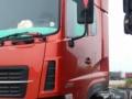 地皮开发大批国三国四货车低价转让天龙双拖半挂385马力可提档