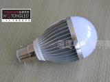 3W/5W/7W B22 LED球泡/LED灯泡/LED球泡灯/