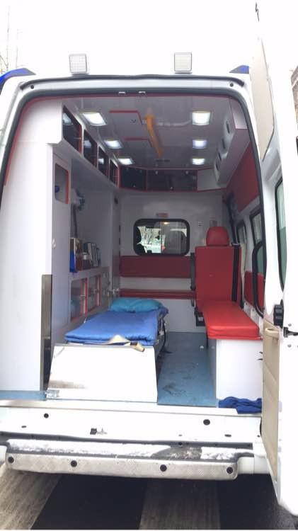 大连救护车出租 长途转运