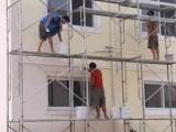 豐臺區粉刷工程公司室內外墻粉刷各種廠房設備噴漆刷漆