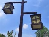贊皇路燈 景區公園雙頭庭院燈 道路景觀燈