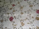 金皮车套系列布料,小绣花花型,用于沙发布、沙发巾等1.8米