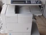 夏普im3511复印机 传真 打印 复印