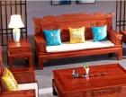 新会实力商家出售刺猬紫檀红木家具