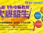 衡阳飞鱼电脑教育office培训白班晚班周末班一对一包学会