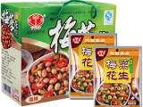 厂家批发舌尖上美味农家菜 酸菜 70g咸菜花生 花生梅菜买2件送