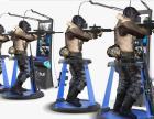 武汉好玩的VR射击出租 VR实战设备出租 VR设备出租