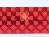 春節過年大紅包定制批發婚禮利是封郵票臺歷掛歷激光打孔