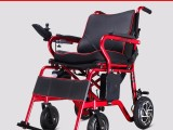 上海轻便型电动轮椅专卖店经销无刷电动四轮代步车续航远