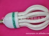 中山小榄厂家供应批发14管径混合粉莲花灯节能灯保用2年并且铺货