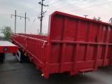 天津出售13米2.55米60标准侧翻半挂车价格