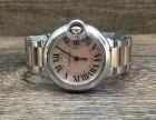 无锡卡地亚Cartier手表回收在线估价