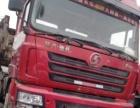 销售二手2013年陕汽德龙货车半挂潍柴机器牵引头