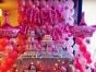 宝宝宴生日宴气球球策划布置小丑泡泡秀;魔术