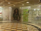 郑州商场水晶折叠门