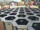 青岛超大型游乐设备蜂窝蜂巢迷宫租赁出租,青岛蹦床粘粘乐租