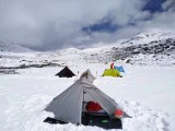 茂名户外露营帐篷充气垫睡袋对讲机等出租