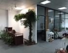 宁波东部新城门户区370平精装高楼层东南双面写字楼出租
