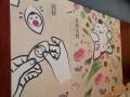 北京朝阳壁纸喷绘个性化壁纸图案随意呈现