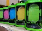 新款安卓 移动电源 批发 便携式充电宝 通用 5600毫安 厂家直销