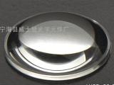 厂家直供 LED光学凸透镜 平凸镜 光学