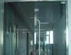 太原迎泽区玻璃门安装 定做玻璃门 玻璃隔断 及维修