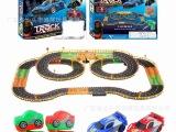 手摇发电轨道车 车模玩具 电动玩具 轨道车 亲子玩具 玩具批发