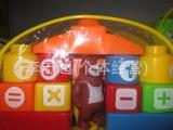厂家直销 地摊积木 熊出没积木 益智积木玩具系列 九元九玩具专批