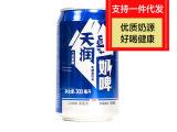 新疆天润奶啤300ml*8罐 原产地直供