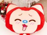 台湾毛绒公仔定制 可爱卡通布娃娃加工厂 高端优质安全健康玩具