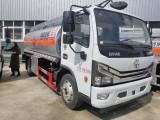 福州国六东风多利卡8吨加油车