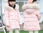 羽绒服儿童外套羽绒服短款白鸭绒宝宝连帽男童女童装