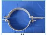 直销热镀锌抱箍 可加工定做杆用固定金具 价格优